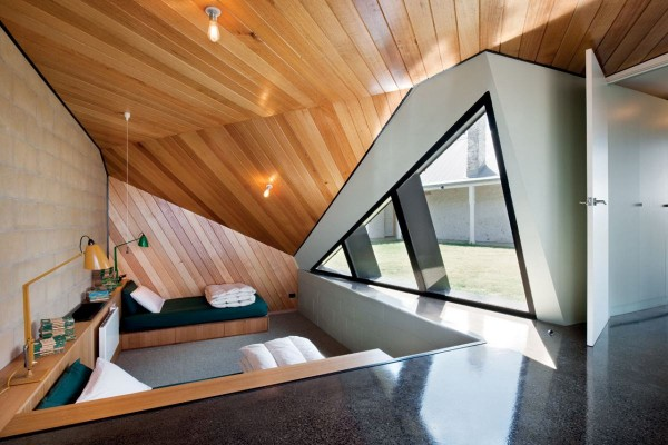 Architecture - Modern Farm House - Interior