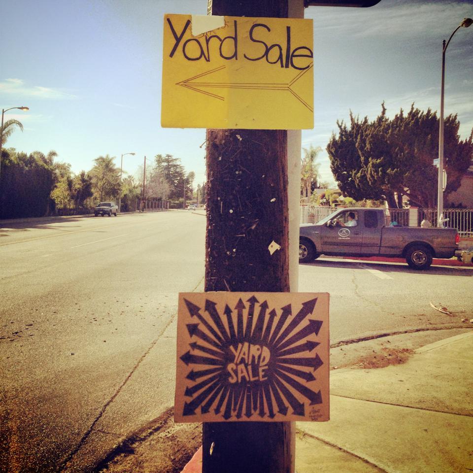 aGIANTmonster - Yard Sale