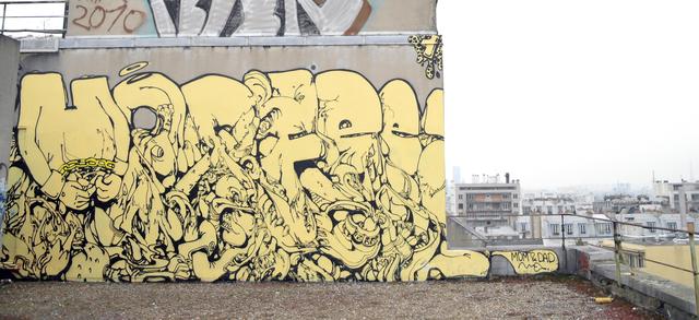 Horfe - Yellow