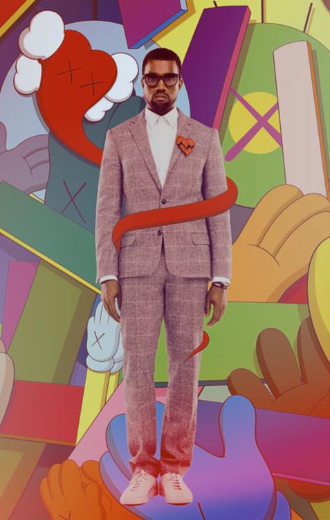 Kanye West - Kaws