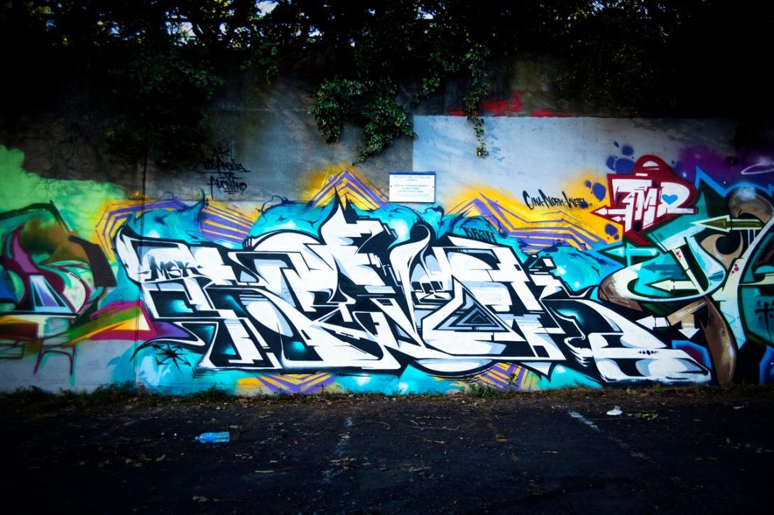 Revok - White, Black, Turquoise, Purple, Yellow