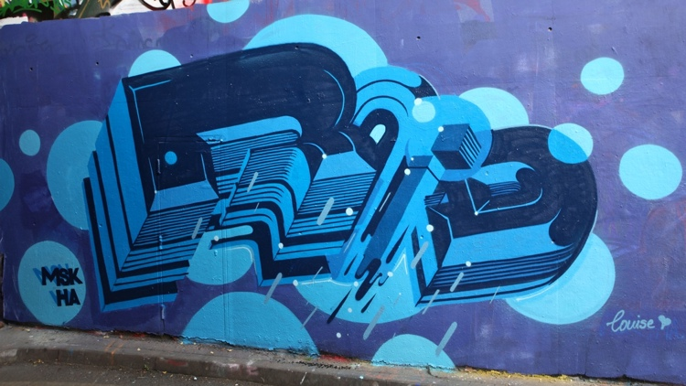Roids - Blue Tone
