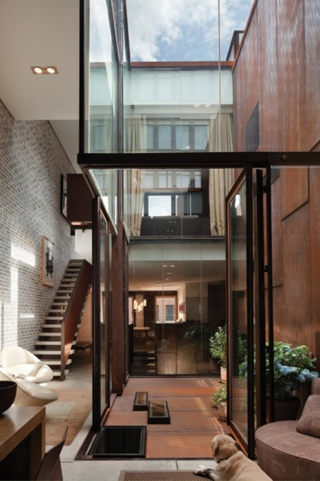 Architecture - Glass, Patio