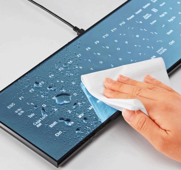Cool Leaf Keyboard 1