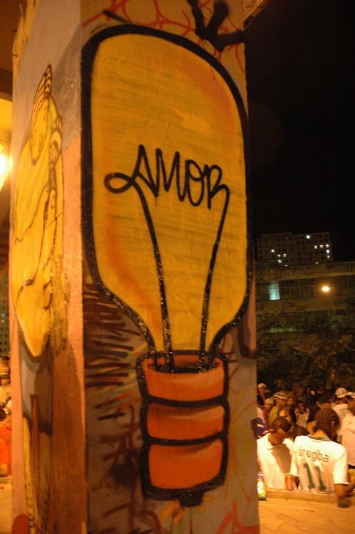 Graffiti - Amor Tag, Light