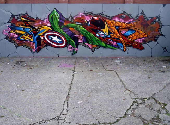Soker - Marvel Piece