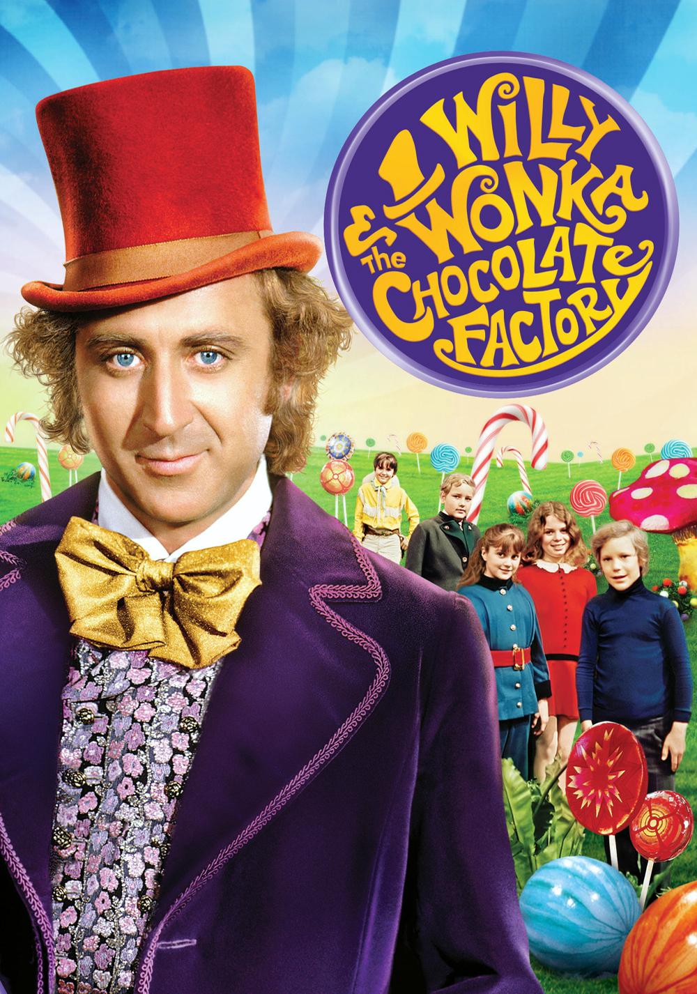 Willy Wonka - Poster, Gene Wilder