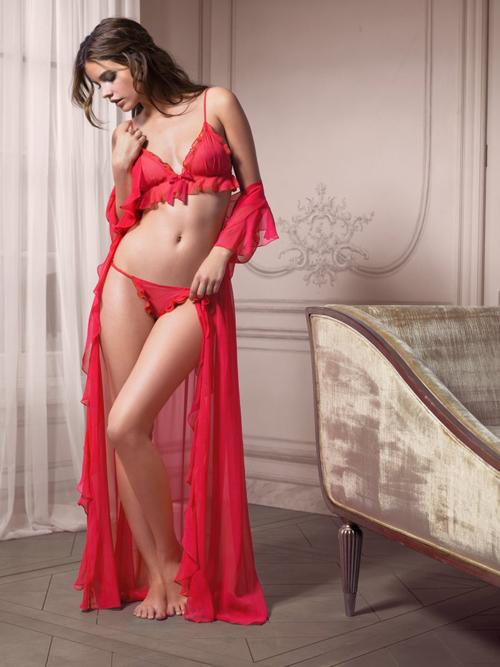 Model - Barbara Palvin - Red, Long.jpg