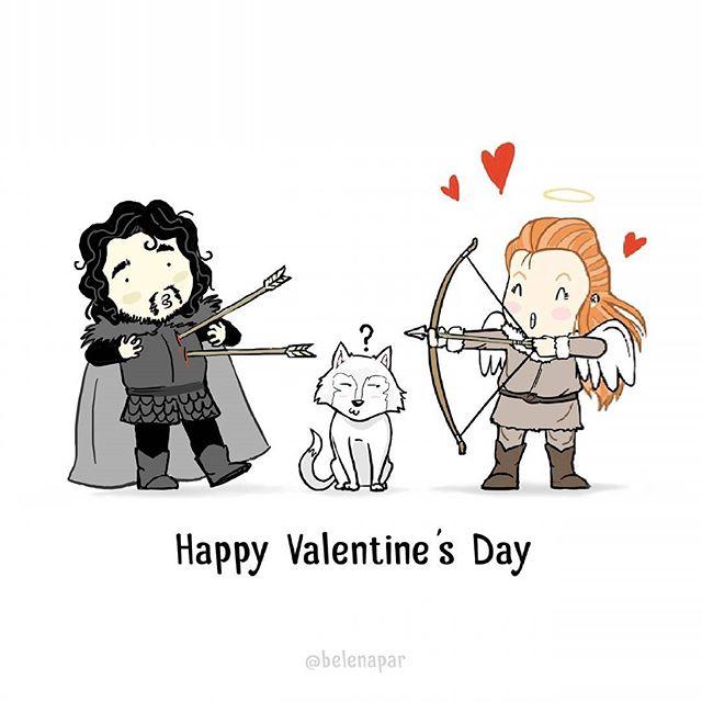 Happy Game Thrones Meme Day Valentines