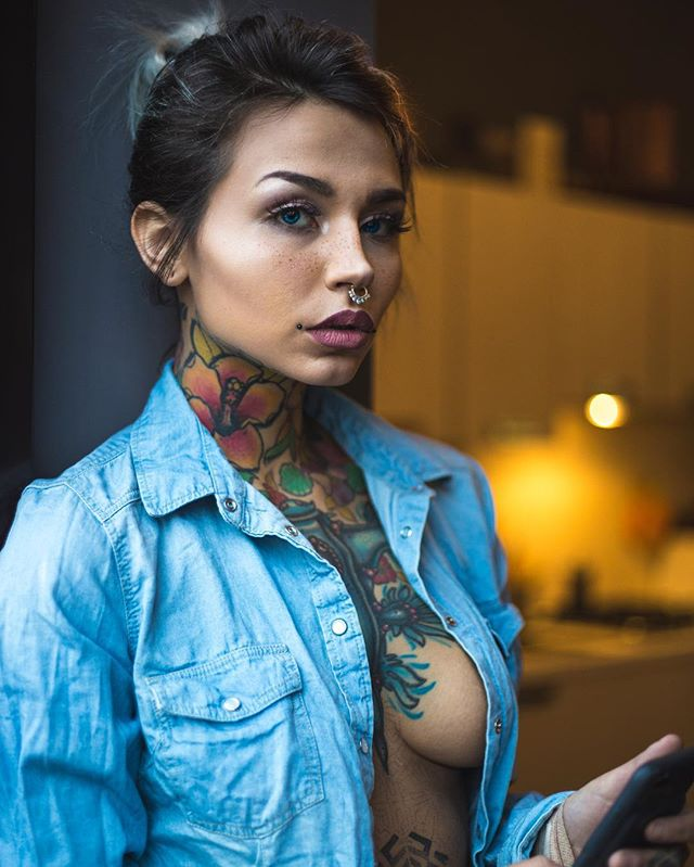 Model - Felisja Piana - Fishball Suicide.jpg