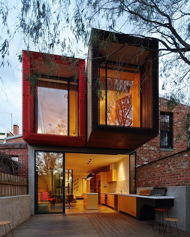 Architecture - Moor Street Residence, Austin Maynard Architects, Australia.jpg