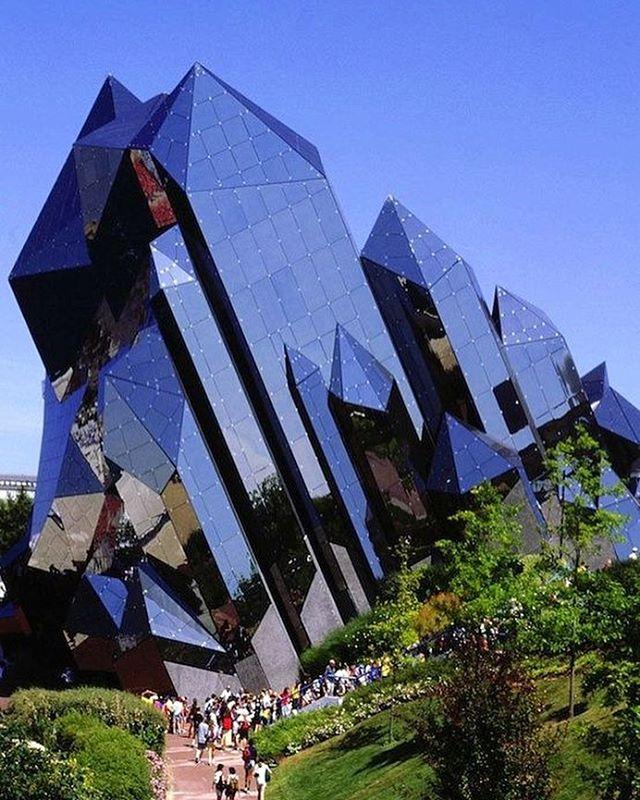Architecture - Futuroscope, Theme Park.jpg
