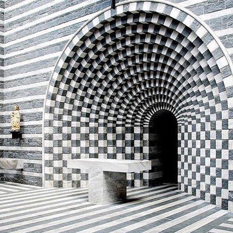 Architecture - San Giovanni Battista, Architect Mario Botta, Mogno, Switzerland.jpg
