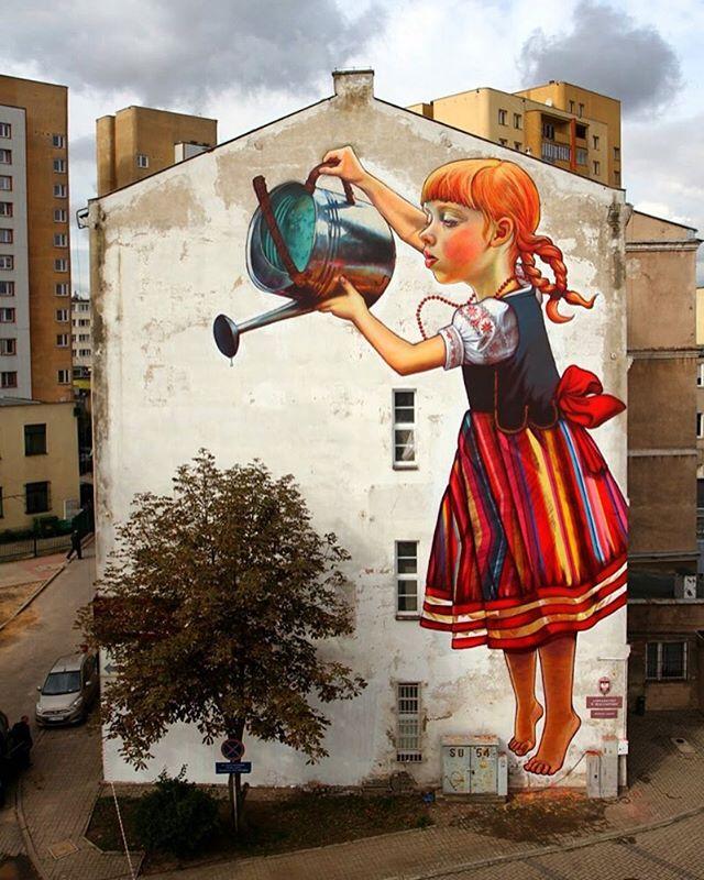 Graffiti - Natalia Rak, Tree, Bialystok, Poland.jpg