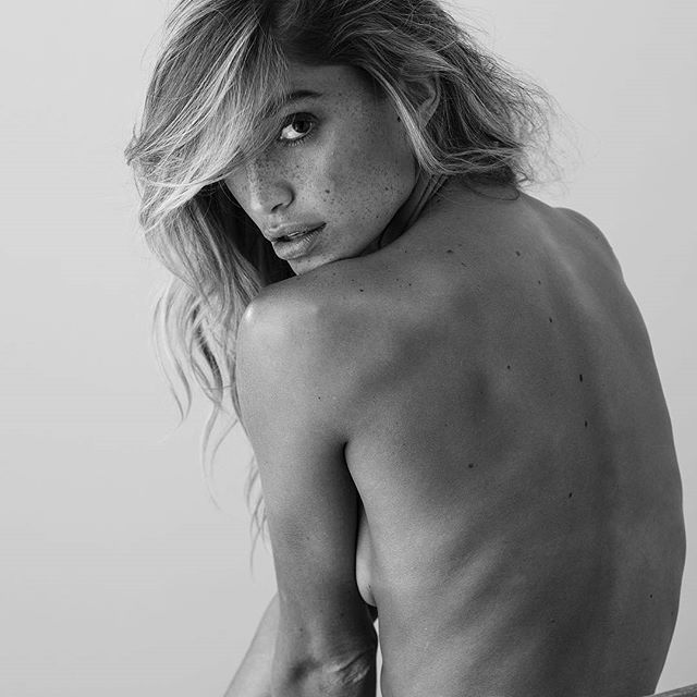 Model - Bruna Mattos, Black & White.jpg