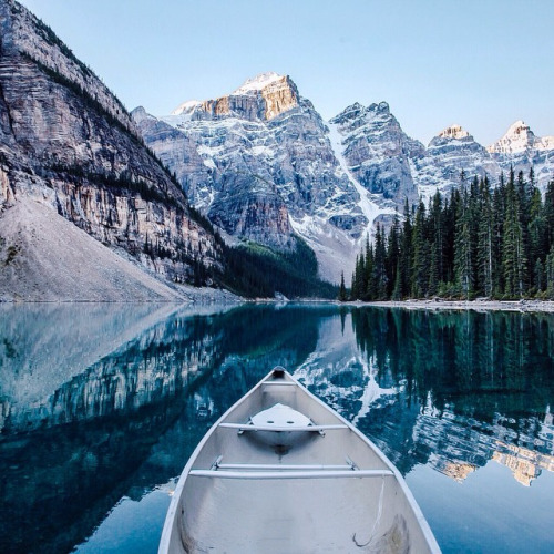 Photography - Canoe, Lake, Mountain.jpg
