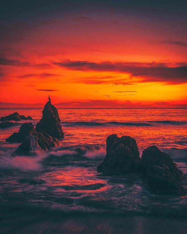 Photography - Niaz Uddin, Malibu, Orange, Blue.jpg