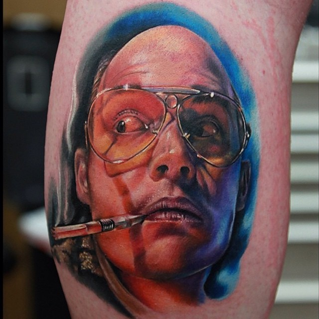 Tattoo - Rich Pineda, Fear and Loathing.jpg
