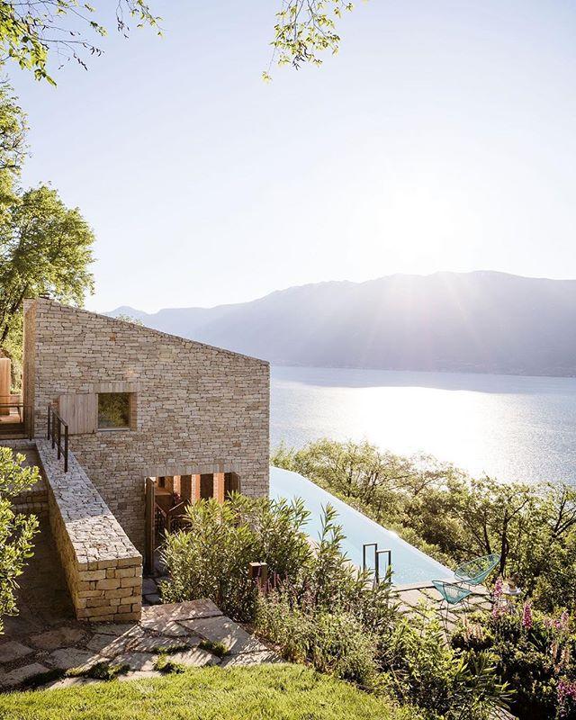 Architecture - Casa Hglmaier, Titus Bernard Architekten, Lake Garda, Italy.jpg
