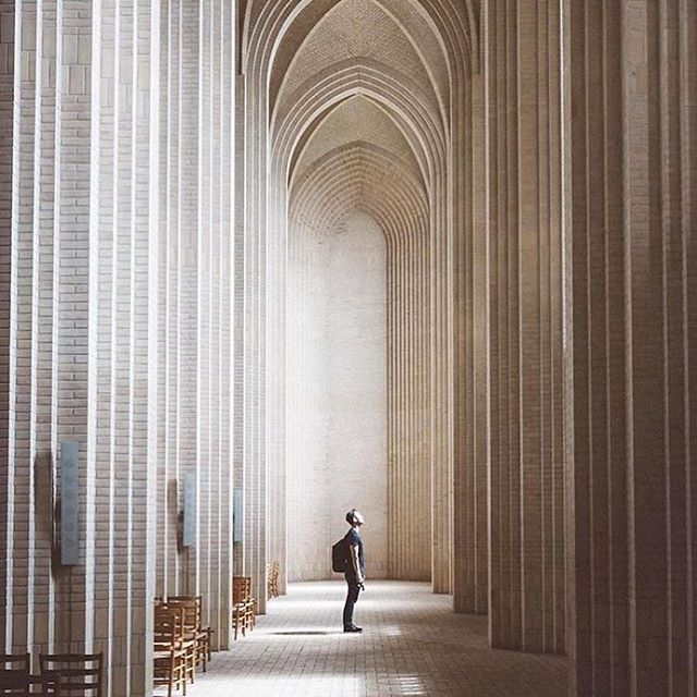 Architecture - Grundtvig's Church, Copenhagen.jpg