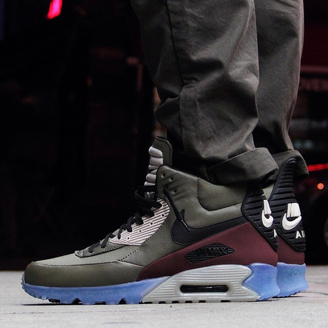 Clothes - Nike, Air Max 90 Sneakerboot.jpg