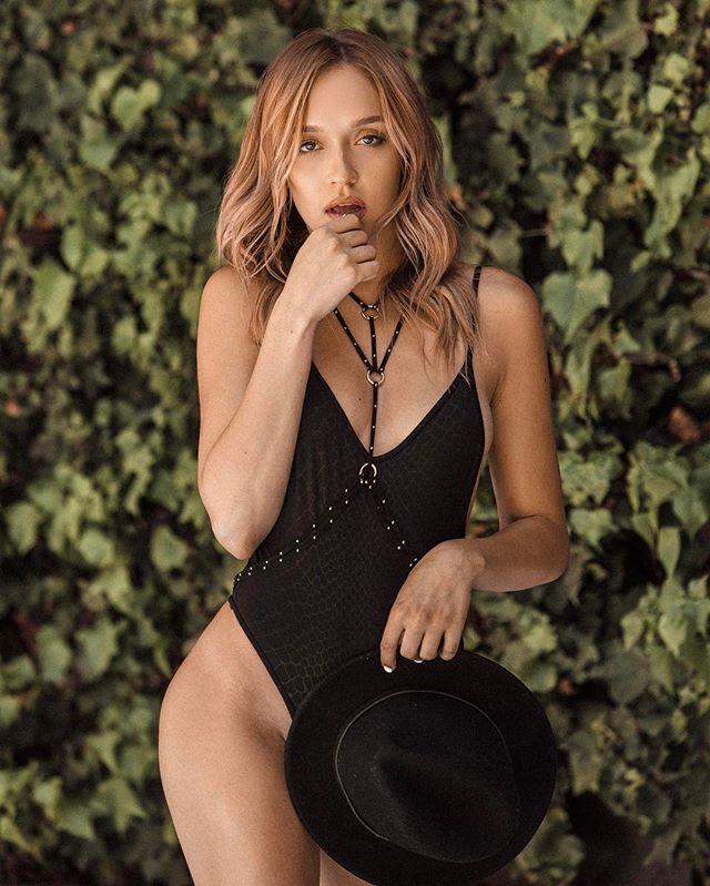 Model - Kaylen Ostapovich, Green, Black, Brown.jpg