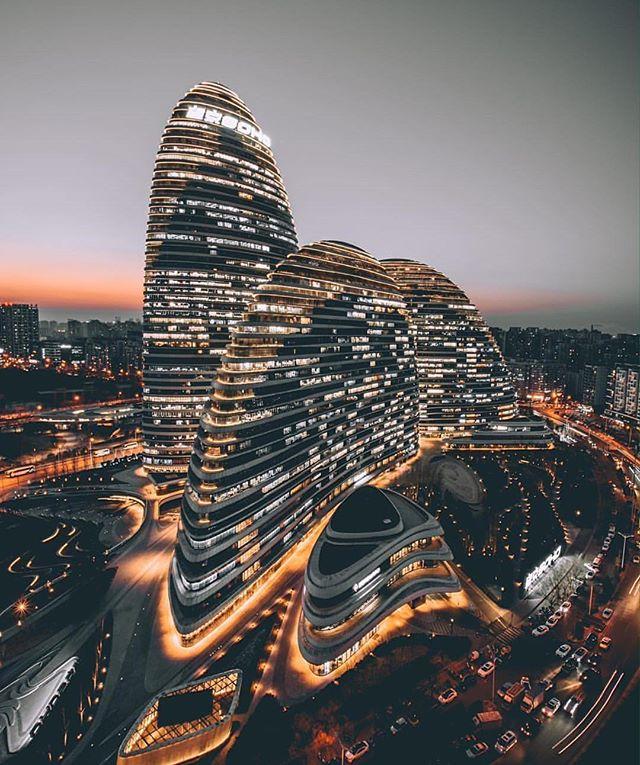 Architecture - Wangjing Soho, Zaha Hadid.jpg