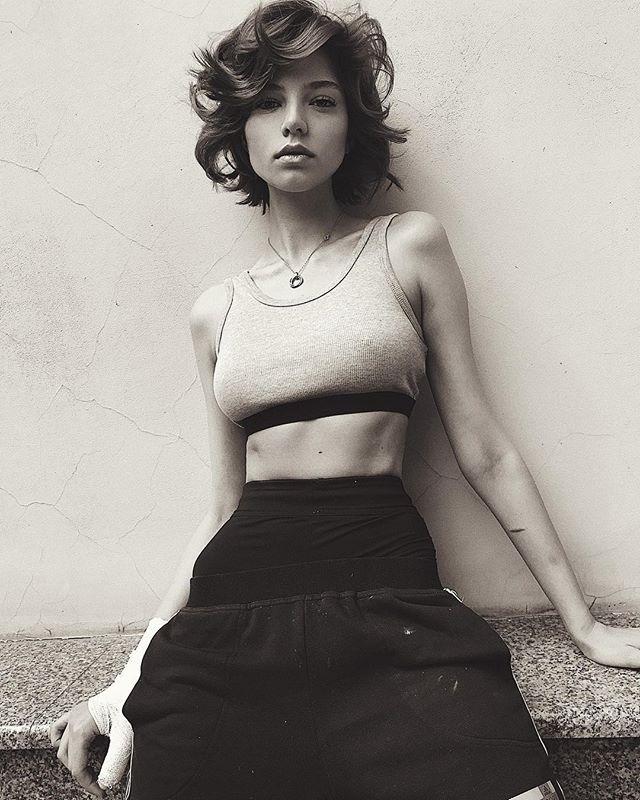 Model - Alesya Kafelnikova, Alesyakaf.jpg
