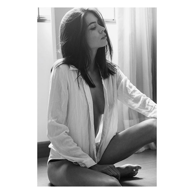 Model - Nicole Díaz, Black & White.jpg