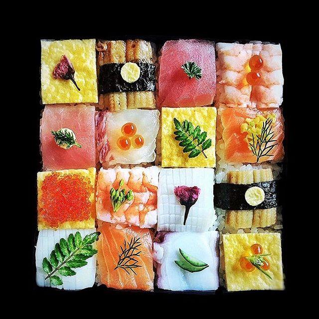 Photography - Chinami Sakamoto, Sushi.jpg