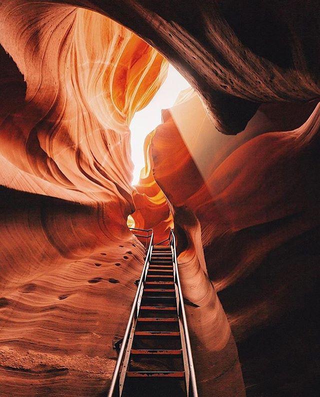 Photography - James Relfdyer, Brown, Antelope Canyon.jpg