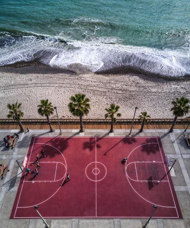 Photography - Nick Bellinger, Basketball Court.jpg