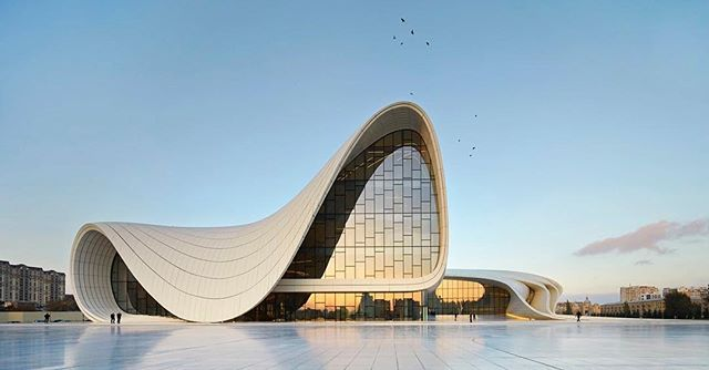 Architecture - Zaha Hadid Architects, Heydar Aliyev Center.jpg