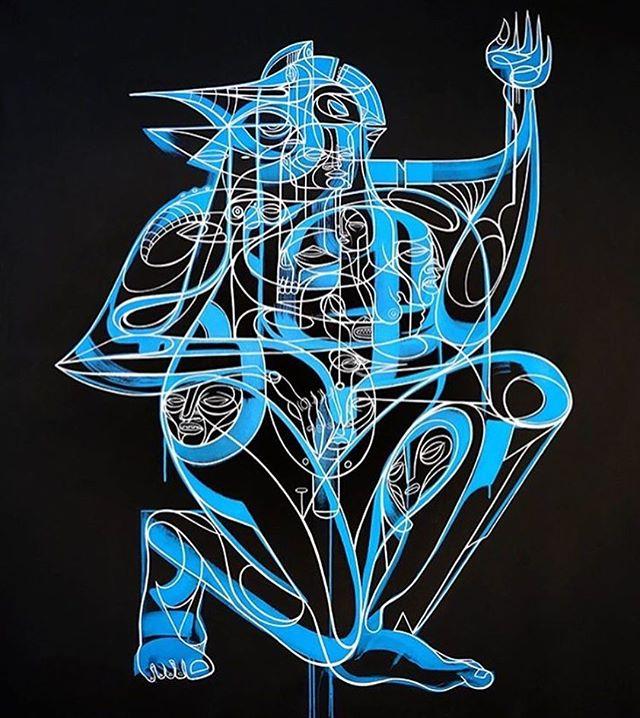 Graffiti - Doze, Black, Blue.jpg