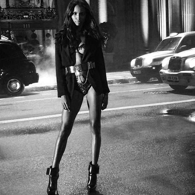 Model - Jasmine Tookes, Black & White 12.jpg