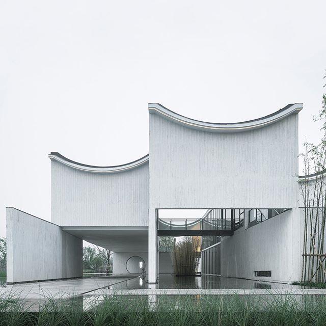 Architecture - Dongyuan Qianxun Community Center, Scenic Architecture.jpg