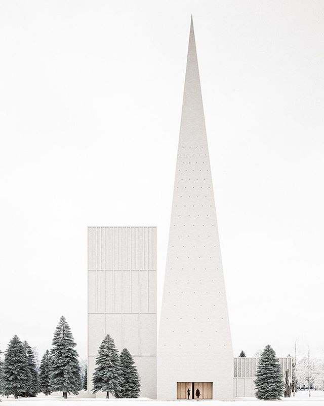 Architecture - Förstberg ling, Lighthouse Church, Finland.jpg