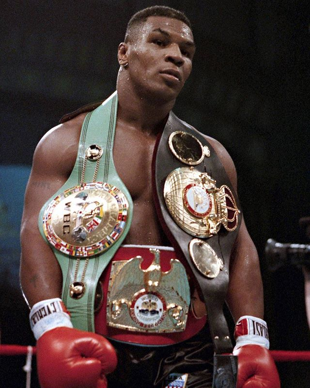 Sports - Mike Tyson Belts.jpg