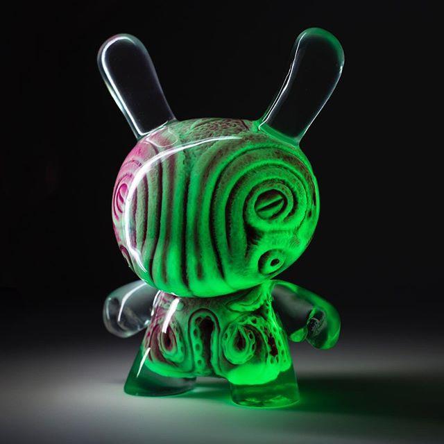 Toy - OctoDunny, Josh Kimberg, Green, Black.jpg