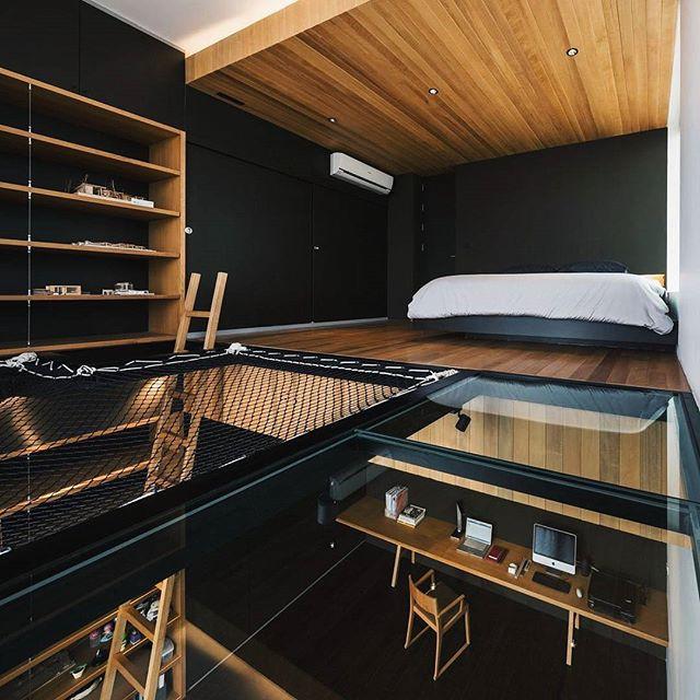 Architecture - Baan Moom, Intergrated Field Studio, Bangkok, Thailand, Black.jpg