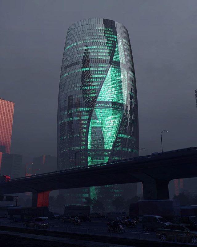 Architecture - Beijing Tower, Zaha Hadid.jpg