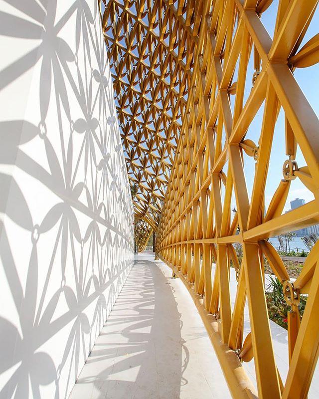 Architecture - Butterfly Pavilion, Al Noor Island, Sharjah, UAE.jpg