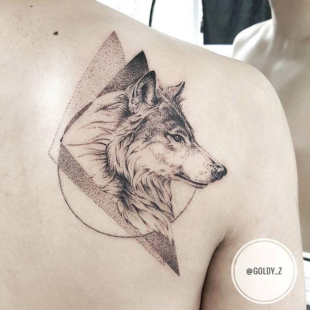 Tattoo - Zlata Kolomoyskaya, Wolf.jpg