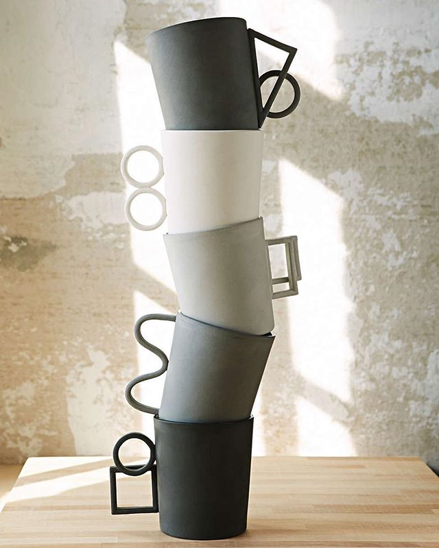 Architecture - Geo Mugs, Ian Anderson, Gray, Black.jpg