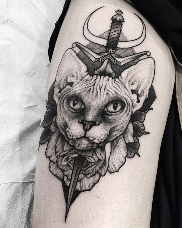 Tattoo - Fran Ondo, FjFernandez, Black & White.jpg