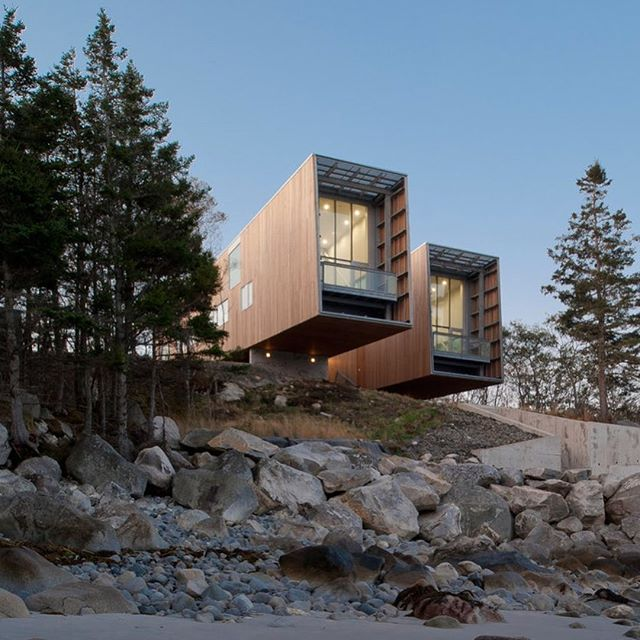 Architecture - Two Hulls House, MacKay-Lyons Sweetapple Architects, Blue, Brown.jpg