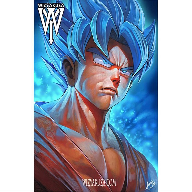 Dragonball - Goku God.jpg
