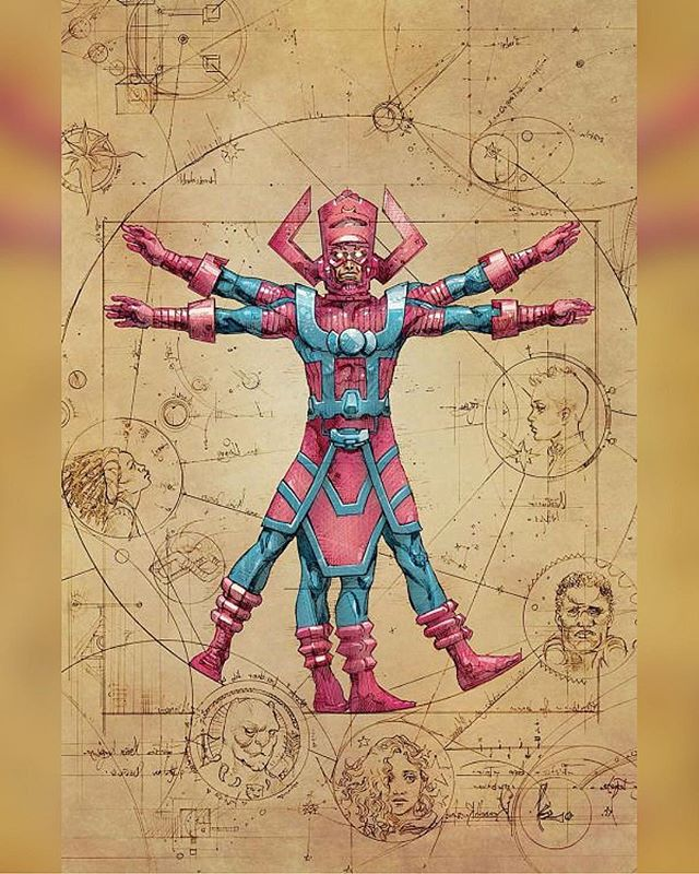 Illustration - Jim Cheung, Galactus, Galan, Brown, Blue, Red.jpg