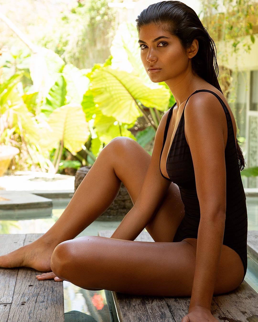 Model - Narissara Nena France, Brown, Green, Black.jpg