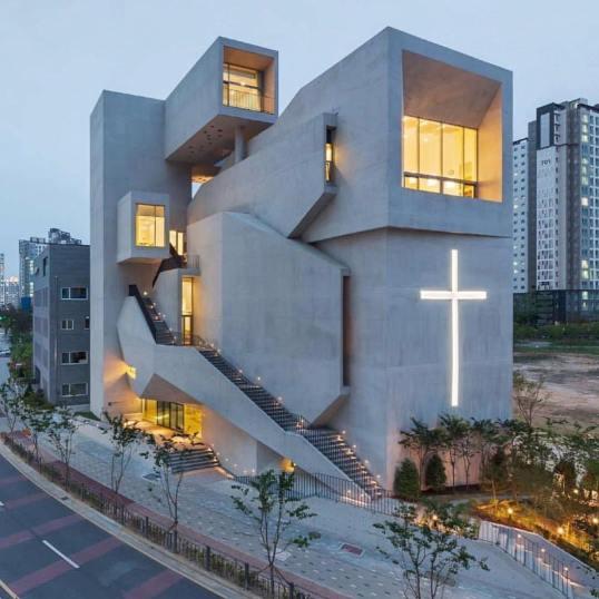 Heesoo Kwak & IDMM Architects – aGIANTmonster